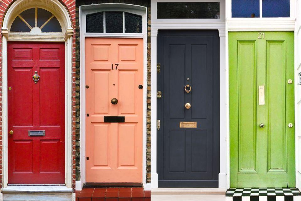london doors, london, interior design, renting in london, rent flat, affordable inteiror design, interior design ideas, ideas for small rooms, interior styles in london, where to live in london, homewings, homewings interiors trend report