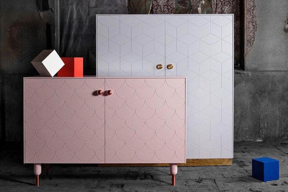 how to upgrade ikea furniture homewings magazine. Black Bedroom Furniture Sets. Home Design Ideas