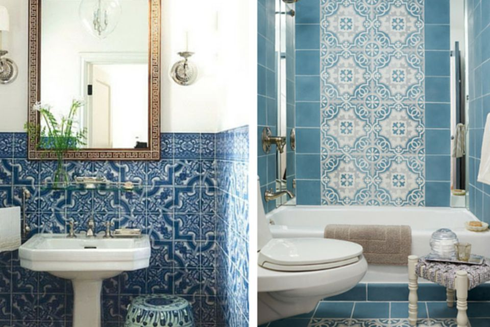 Marvellous Moroccan Style Bathroom Images Best Inspiration Home Design