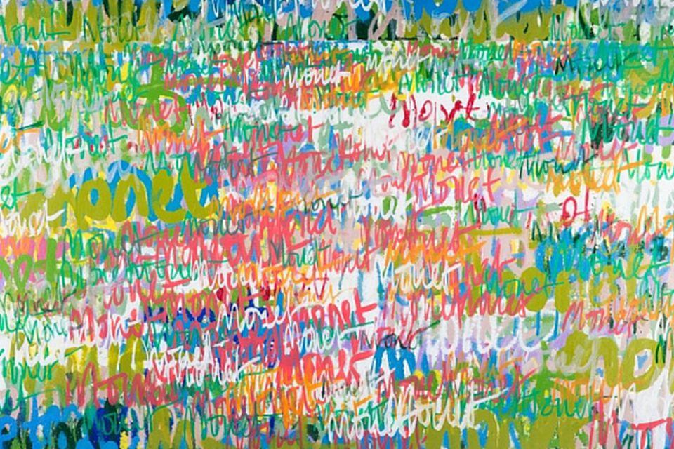 Monet Monet Monetby Wayne Sleeth available at Rise Art