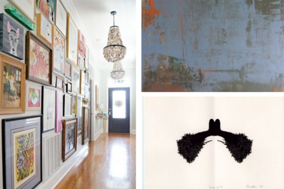 Bottom right: Untitled, #3 by Pak Keung Wan, available at Rise Art