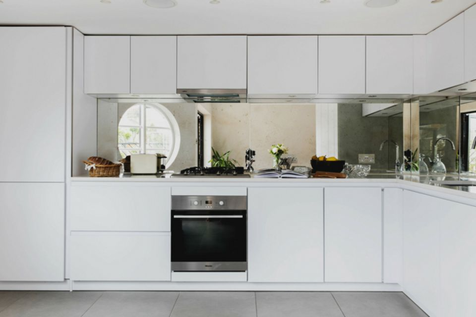 Homewings designer tour kitchen