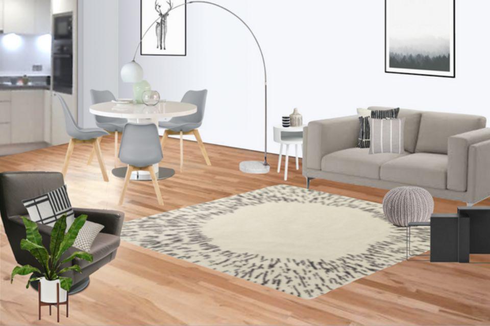 Image: 2D visualisation by the designer