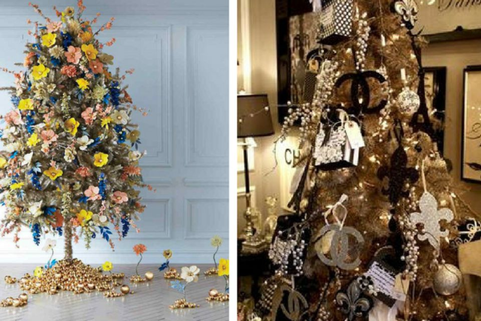 Unconventional Christmas Trees.The Unconventional Christmas Tree Guide Homewings Magazine