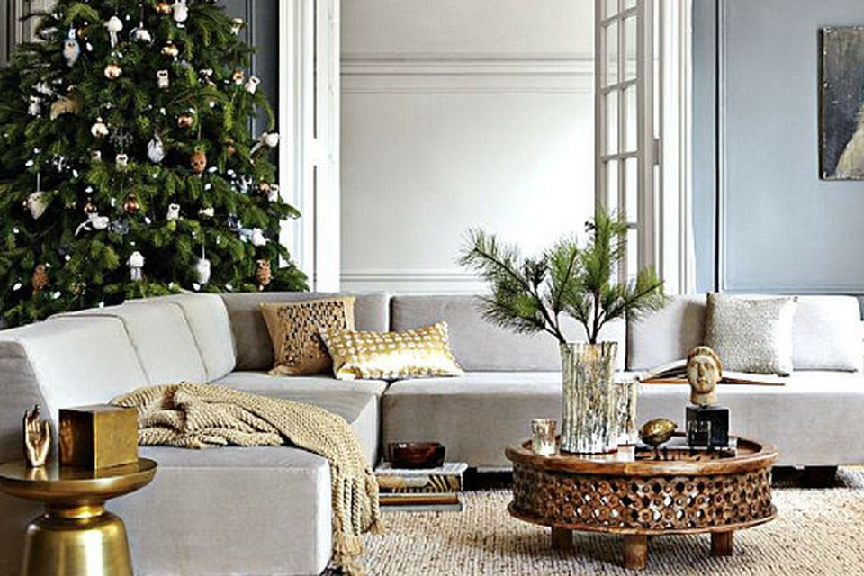 Christmas holiday home