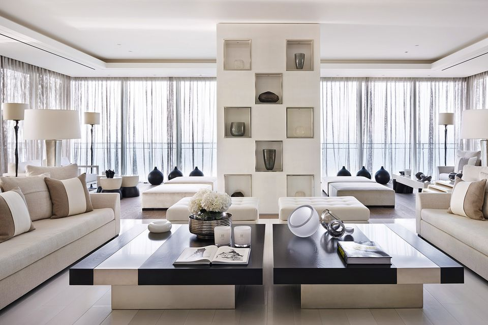 Kelly Hoppen Chic Contemporary Interiors