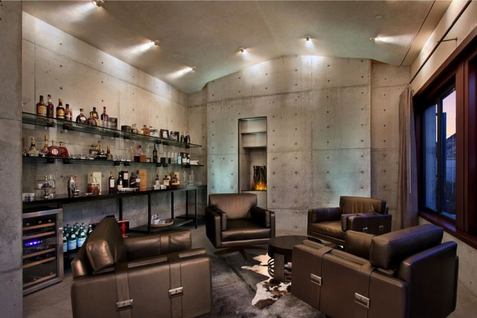 Man Cave Ideas For Quiz : Steps to the perfect man cave homewings magazine