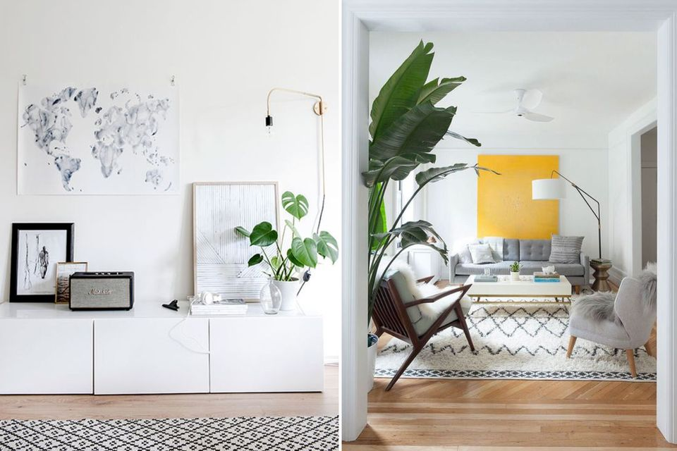 DeStress Your Home Our Easy Guide To Clean Living By Design Unique Clean Living Room