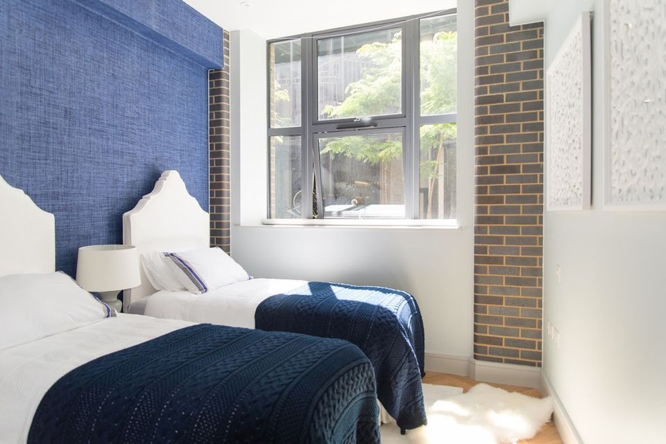 paper factory, sw6, london, before & after, homewings designed, scandi interior design, decor