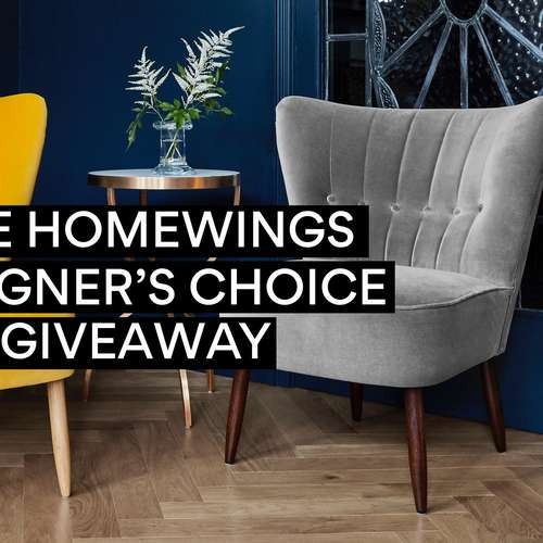 Swoon editions, cocktail chair, velvet cocktail chair, velvet, interior design, giveaway, homewings