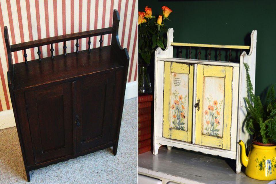 Julian Maison, online interior design, upcycling, wooden furniture