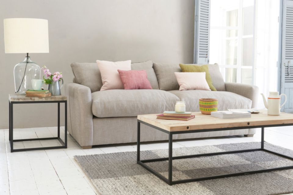How to buy the perfect sofa, loaf, couch, grey