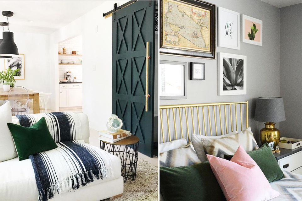Dark Green: The Interior Trend You Need Right Now & How to Style It ...