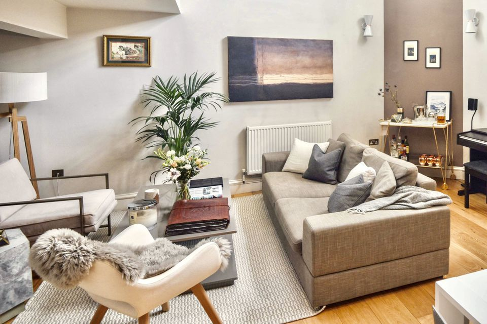 Home Makeover Julia S Scandi Chic Living Room In North London