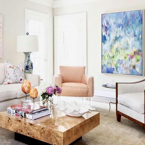 summer interior design, ideas, home refresh, easy interior design, luxury living room