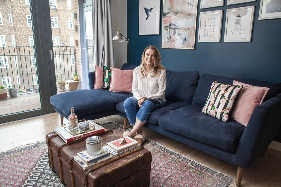 Before & After: How this Londoner Designed a New-Build Flat Into the ...